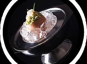 Faszerowane jajka na zimno z kawiorem �limaczym - ugotuj