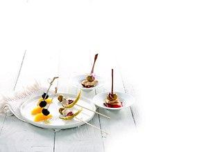 Imprezowe koreczki z dodatkiem hiszpańskich oliwek - ugotuj