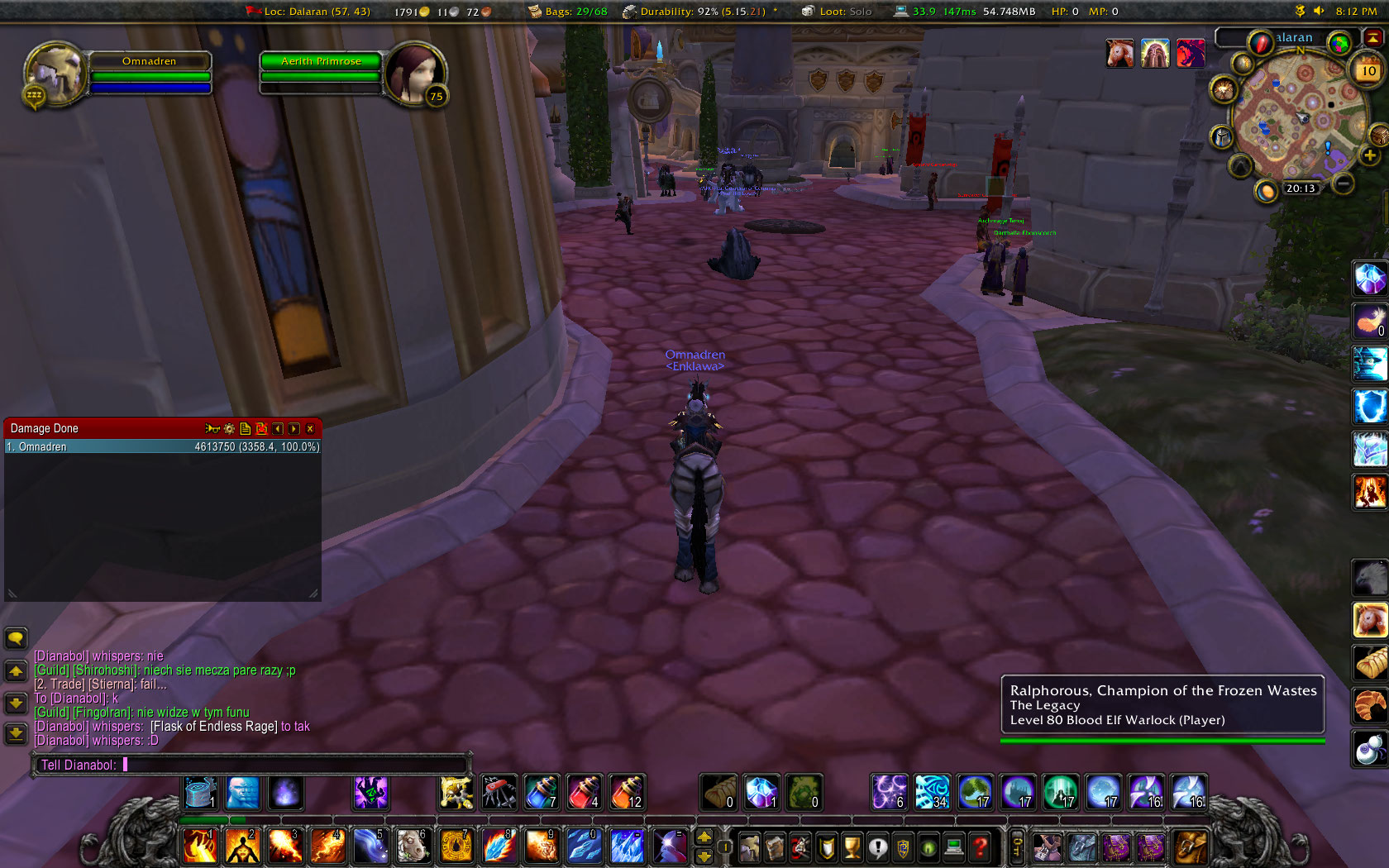Keyword EnUS patchesWoW-3 0. 9-to-3 Description. . World of WarCraft-P