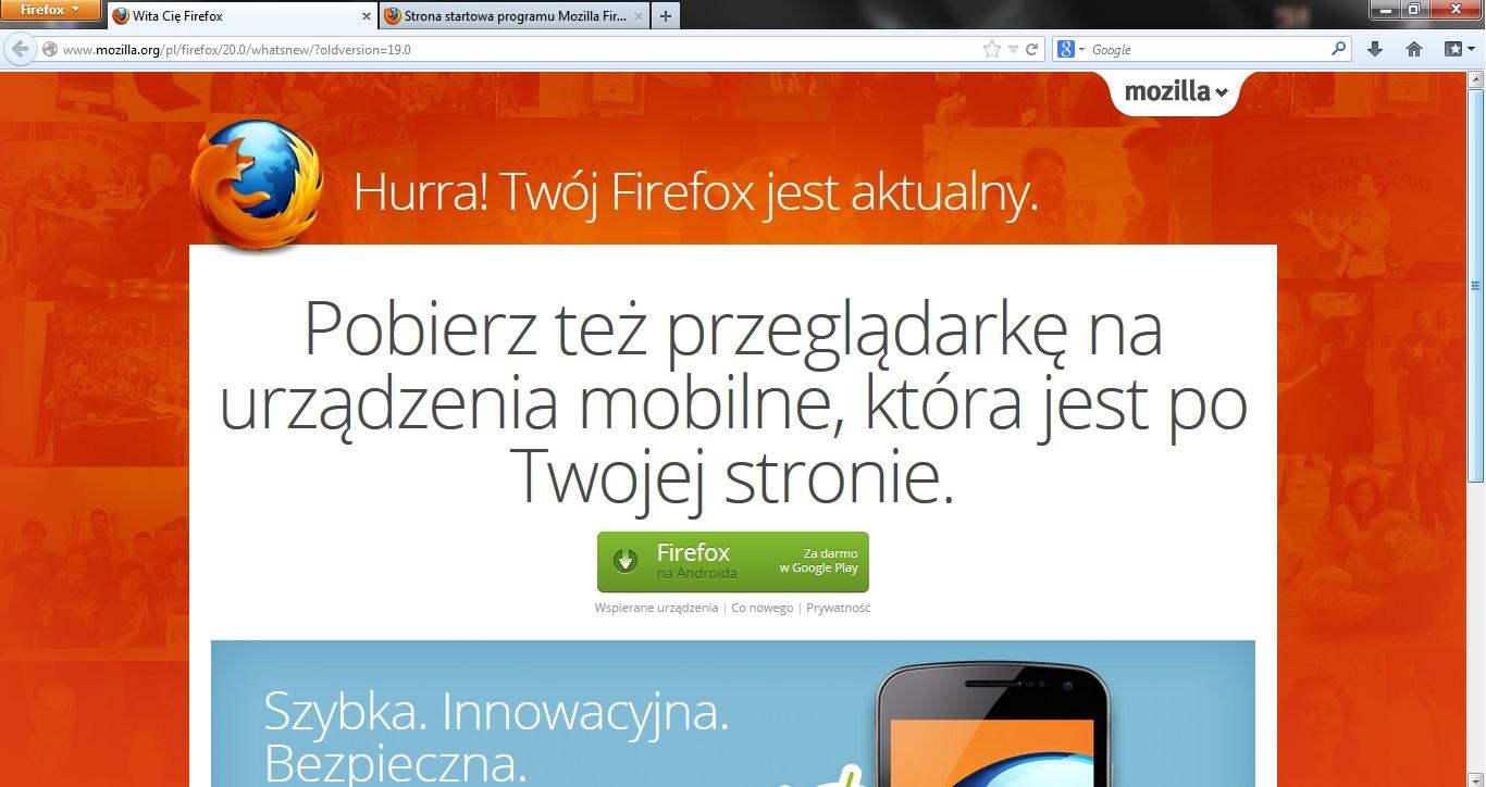mozilla firefox download 2010 polska wersja
