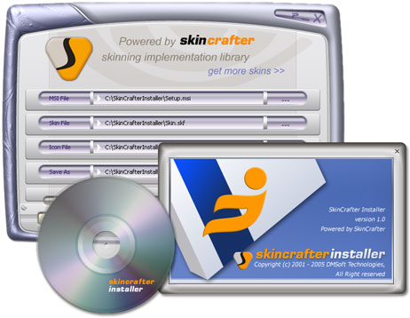 SkinCrafter 3.7 Multilanguage