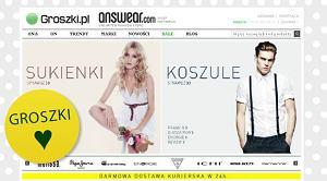 Sklep partnerski Groszków i Answear.com