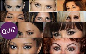 oczy gwiazd