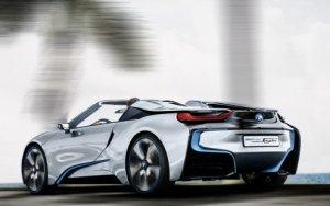 BMW i8 Spyder wejdzie do produkcji