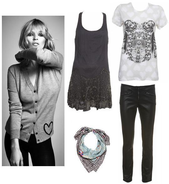 Kate Moss, Topshop