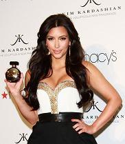 Kim Kardashian promuje swój drugi zapach