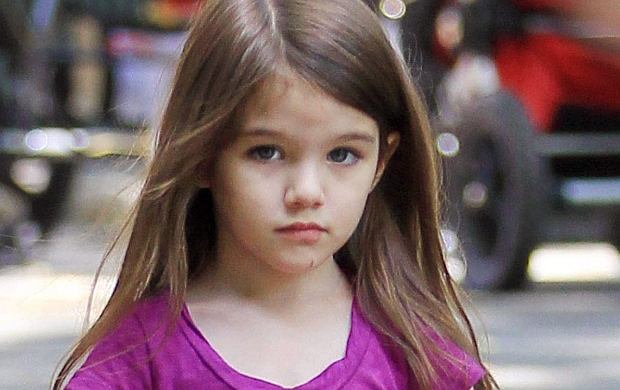 Photo by: Jackson Lee/starmaxinc.com  ?2010  ALL RIGHTS RESERVED  Telephone/Fax: (212) 995-1196  9/7/10  Suri Cruise out and about.  (NYC)