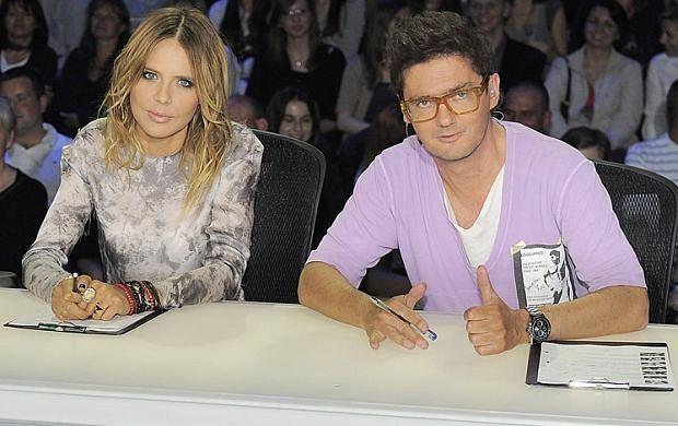 Maja Sablewska, Kuba Wojewódzki, X-Factor.