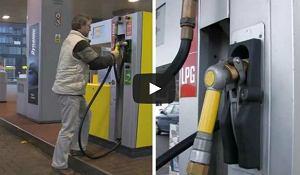 Samodzielne tankowanie LPG