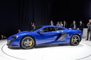 Salon Genewa 2014 | McLaren 650S i 650S Spider | Ten lepszy