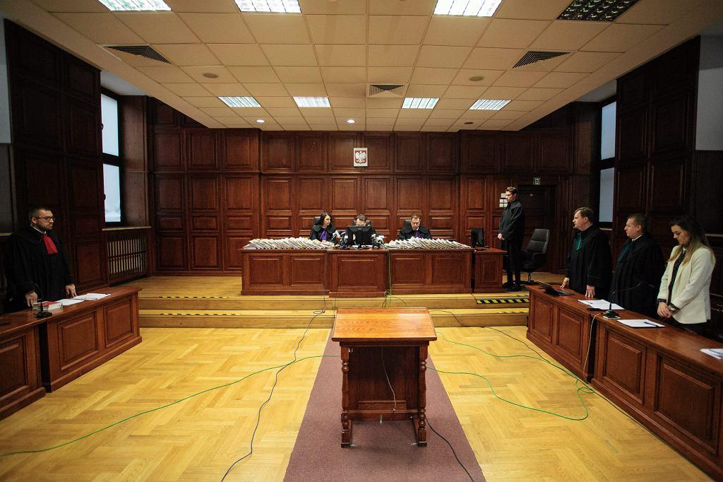 Agnieszka w sprawie orzeczenia komisji lekarskiej ZUS poszła nawet do sądu. Proces jednak przegrała (fot. Dawid Zuchowicz / Agencja Gazeta)