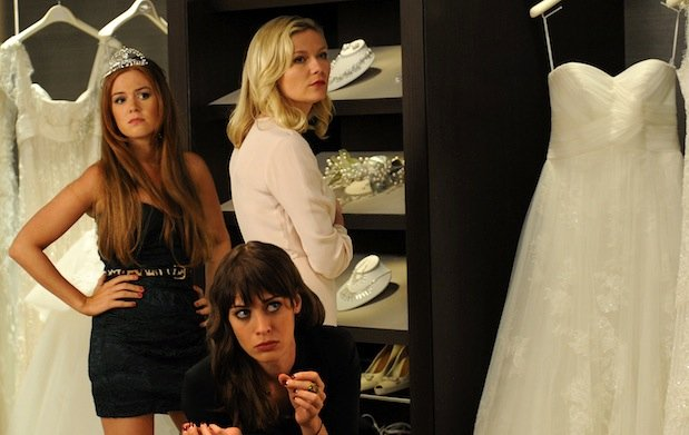 Isla Fisher, Kirsten Dunst, Lizzy Kaplan/mat. promocyjne