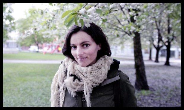 Musiker Maja Ratkje er sterkt kritisk til Statoil, som er sponsor for Festspillene der hun deltar.    FOTO: Ina Inglingstad  *** Local Caption ***
