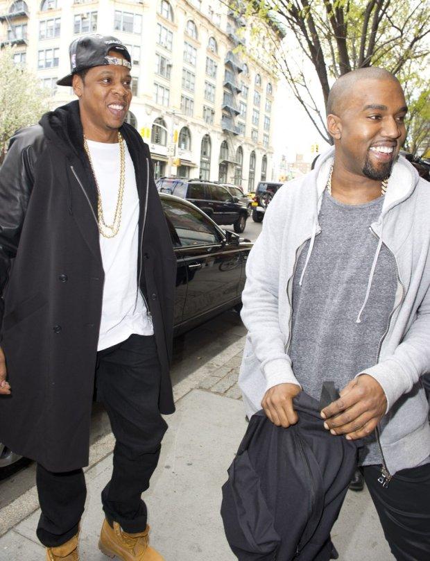 Jay Z i Kanye West
