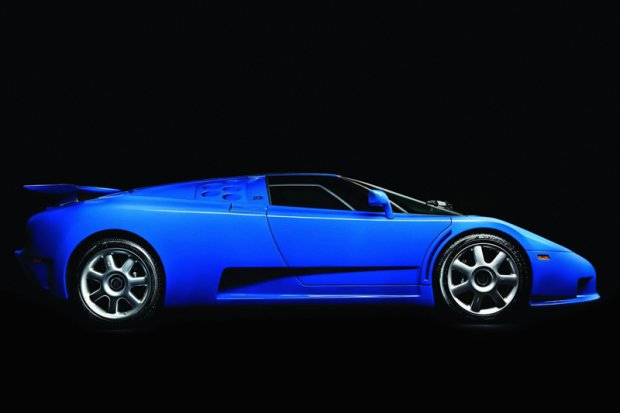 Bugatti EB 110