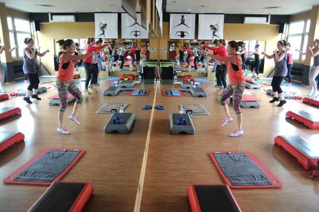 Relacja z krainy fitnessu (fot. AM)