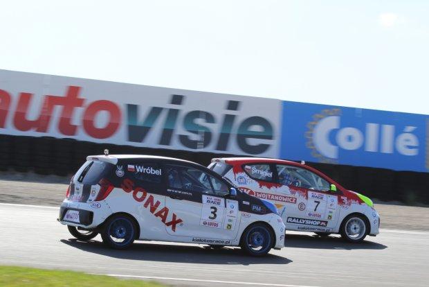 Wyścigowy weekend Kia Lotos Race w Zandvoort