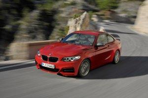 BMW serii 2 Coupe już oficjalnie
