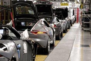 Jaguar Land Rover - produkcja