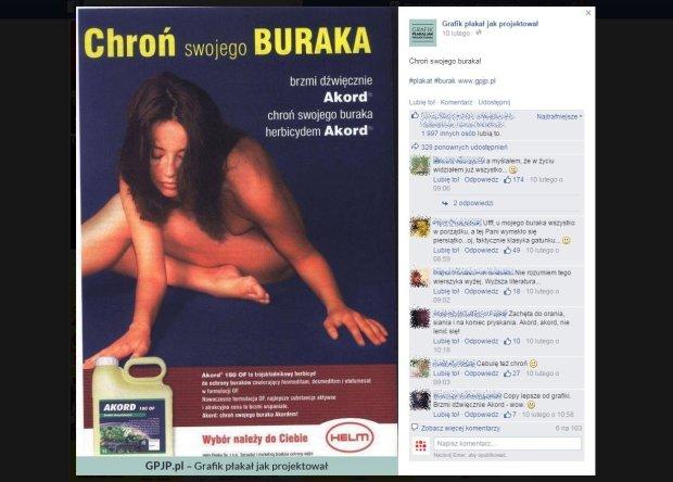 (fot. www.facebook.com/grafikplakal)