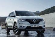 Nowe Renault Koleos (Chiny)
