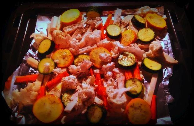 Będę wsuwać warzywa? / fot Agata Żychlińska