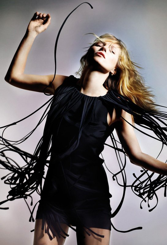 Kate Moss dla Topshop - wiosna 2014