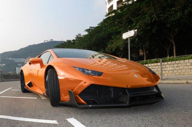 DMC Lamborghini Huracan LP1088 E-GT Limited Edition