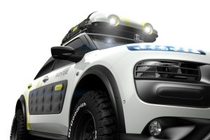 Salon Genewa 2014 | C4 Cactus Adventure
