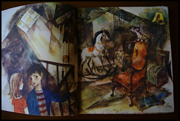 Dom pod kasztanami fot. Marta Lewin