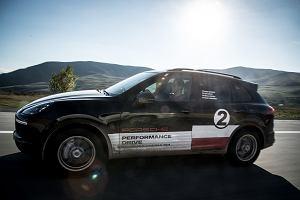 Porsche Performance Drive | Cayenne S na obrzeżach Europy