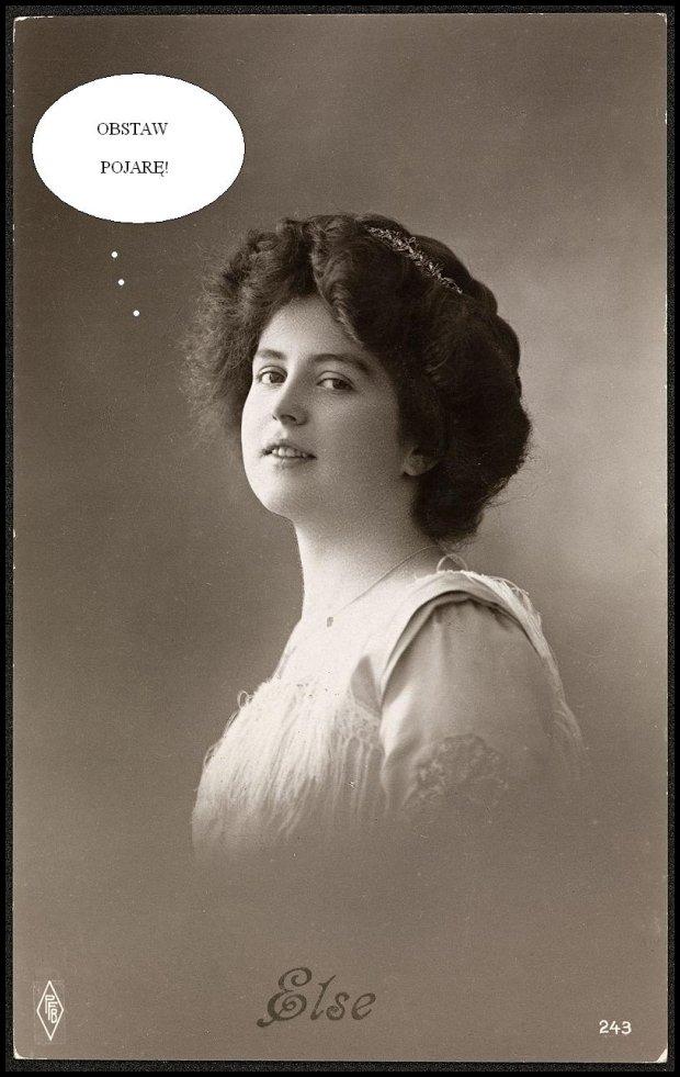 Jak na prawdziwą damę przystało (fot. Wikimedia)