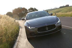 Maserati Ghibli - wideo