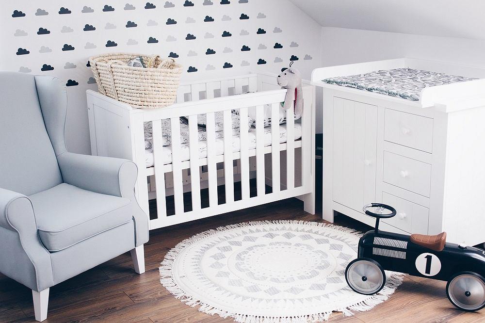 Bardzo dobra Jak urządzić kącik dla dziecka w sypialni rodziców? VT67