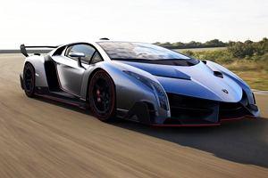 Aukcje | Kosmiczna cena za Lamborghini Veneno