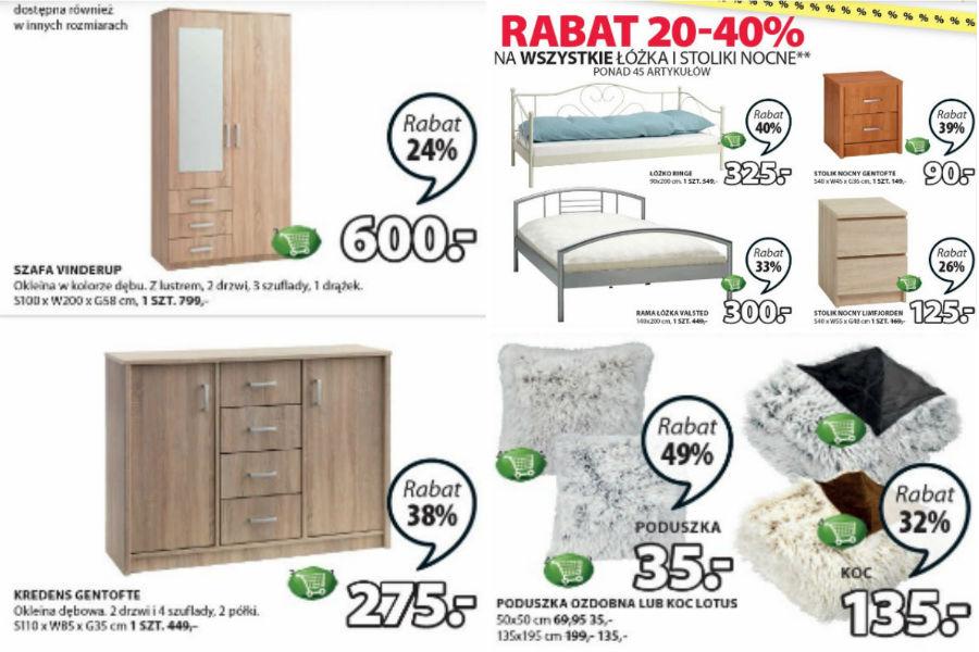Sypialnia marzeń! - wygodne łóżka i przestronne szafy