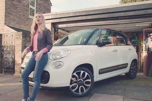 Rapująca mama | Fiat 500L