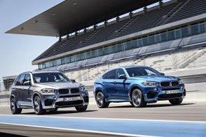 Salon Los Angeles 2014   BMW X5 M i X6 M   Monstrualna Moc