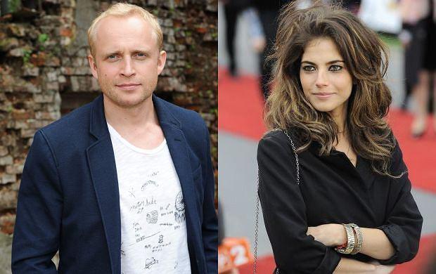 Piotr Adamczyk, Weronika Rosati
