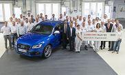 Milionowe Audi Q5 (SQ5) w fabryce w Ingolstadt