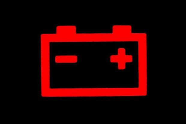 Modish Co oznacza świecąca się kontrolka akumulatora? HG35