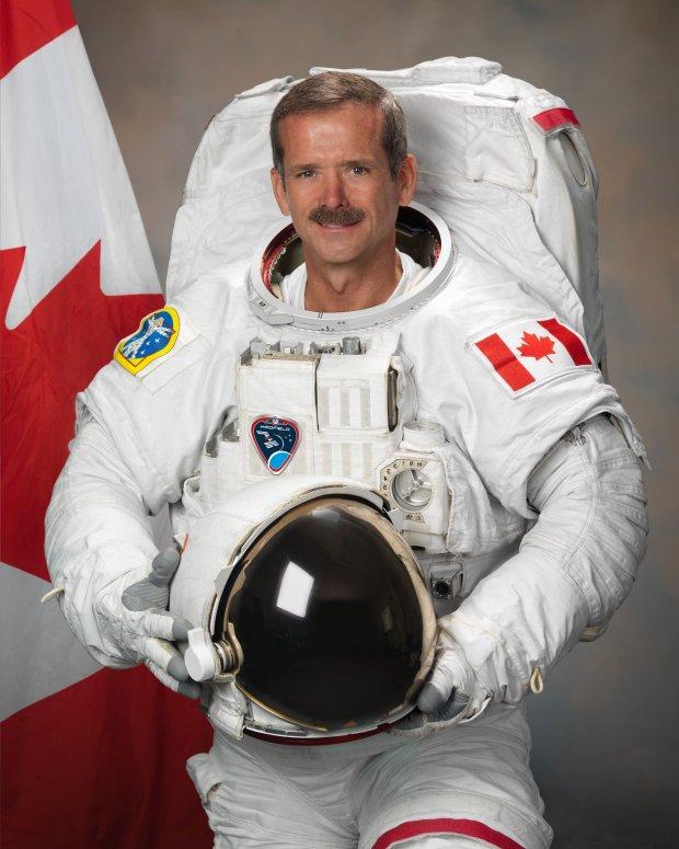 Chris Hadfield (fot. materiały prasowe)
