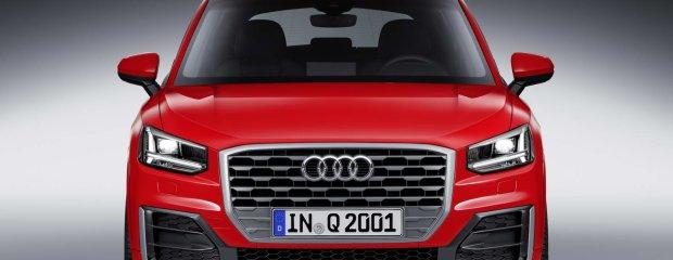 Salon Genewa 2016   Audi Q2   Najmniejszy SUV w rodzinie