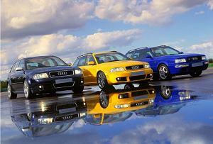 Fabryczni tunerzy | Audi S/RS