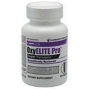 OxyElite Pro jest sprzedawane jako spalacz numer jeden!