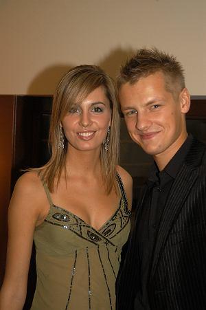 Agnieszka Popielewicz i Marcin Mroczek