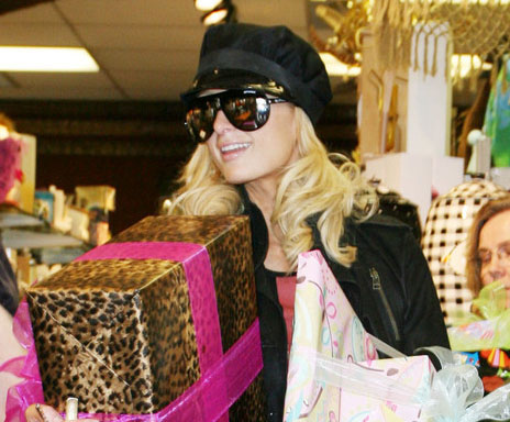 Paris Hilton fot. East News