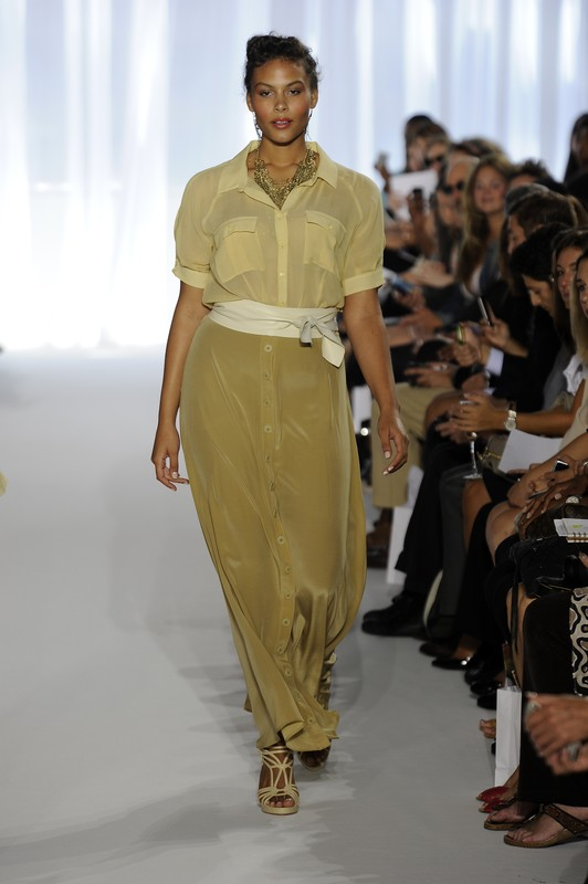 Ready to wear Spring Summer 2011  One Stop Plus  New York September 2010  PHOTO: EAST NEWS / ZEPPELIN