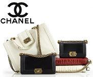 Nowa kolekcja torebek Chanel Boy Bag - jesień/zima 2011/2012