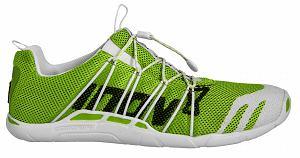 Bardzo elastyczne buty inov-8 pozbawione warstwy amortyzacji, do naturalnego biegania